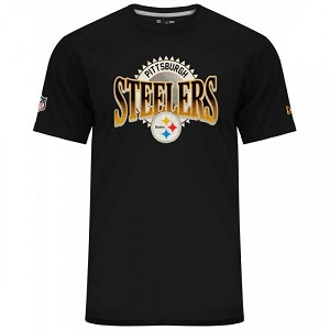 TSHIRT NEW ERA NFL FAN PACK 18  PITTSBURGH STEELERS