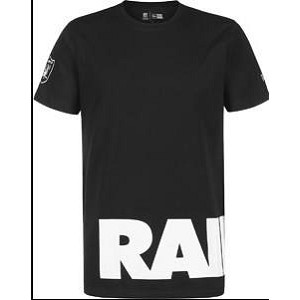 TSHIRT NEW ERA WRAP AROUND TEE NFL  OAKLAND RAIDERS