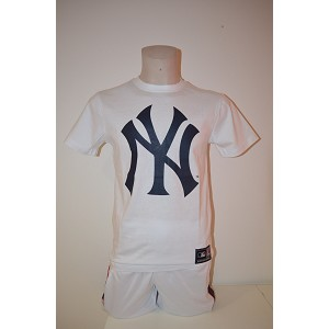 ... BASEBALL MLB  Current MAGLIE · TSHIRT MAJESTIC FRITTLE CLASSIC LOGO NEW  YORK YANKEES 48c19c24a7e3