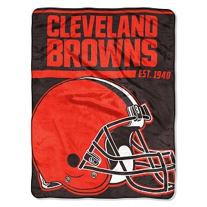 COPERTA NORTHWEST 40 YARD DASH NFL  CLEVELAND BROWNS