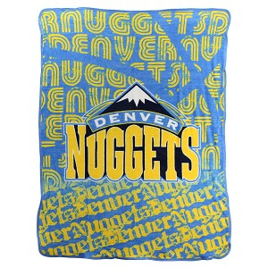 COPERTA NORTHWEST REDUX BLANKET NBA DENVER NUGGETS