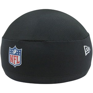 ACCESSORIO NEW ERA NFL SKULL CAP SHIELD  NERO