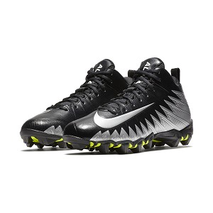SCARPA NIKE ALPHA MENACE SHARK  NERO GRIGIO