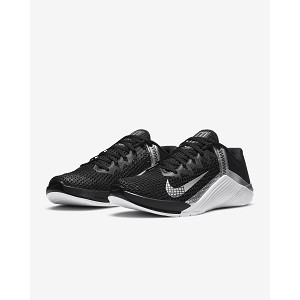 SCARPA NIKE METCON 6 W AT3160 010   NERO