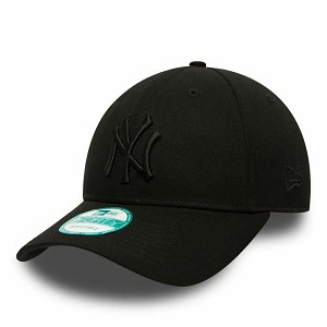 CAPPELLO NEW ERA 9FORTY MLB LEAGUE  NERO1