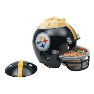 CASCO WINCRAFT SNACK HELMET NFL  PITTSBURGH STEELERS