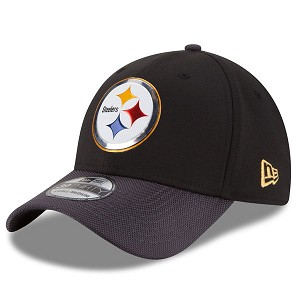 CAPPELLO NEW ERA GOLD COLLECTION 39THIRTY NFL  PITTSBURGH STEELERS