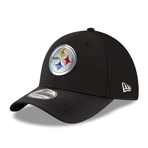 CAPPELLO NEW ERA 39THIRTY COLOR ONF 2016  PITTSBURGH STEELERS
