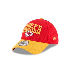 CAPPELLO NEW ERA 39THIRTY DRAFT 18 SPOTLIGHT  KANSAS CITY CHIEFS