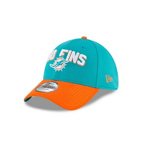 CAPPELLO NEW ERA 39THIRTY DRAFT 18 SPOTLIGHT  MIAMI DOLPHINS