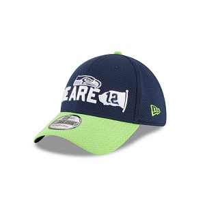 CAPPELLO NEW ERA 39THIRTY DRAFT 18 SPOTLIGHT  SEATTLE SEAHAWKS
