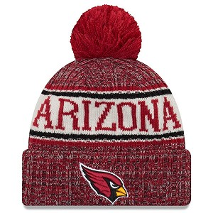 CAPPELLO NEW ERA KNIT SIDELINE 2018 NFL  ARIZONA CARDINALS