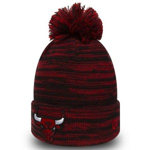 CAPPELLO NEW ERA KNIT MARL 2018 TEAM  CHICAGO BULLS