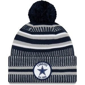 CAPPELLO NEW ERA SIDELINE 2019 HOME KNIT  DALLAS COWBOYS