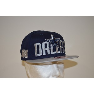CAPPELLO NEW ERA DRAFT 13  DALLAS COWBOYS