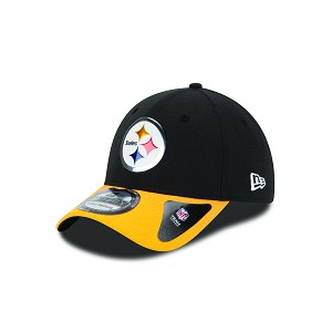 CAPPELLO NEW ERA 39THIRTY DRAFT 15  PITTSBURGH STEELERS