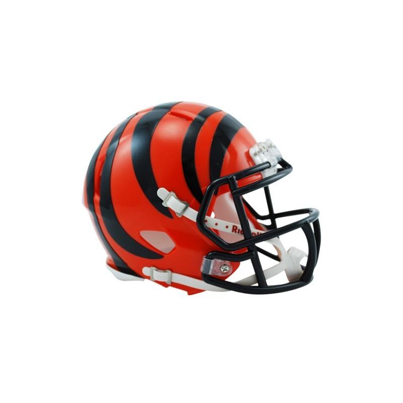 Mini Helmet Riddell Revo Speed Cincinnati Bengals Gadgets