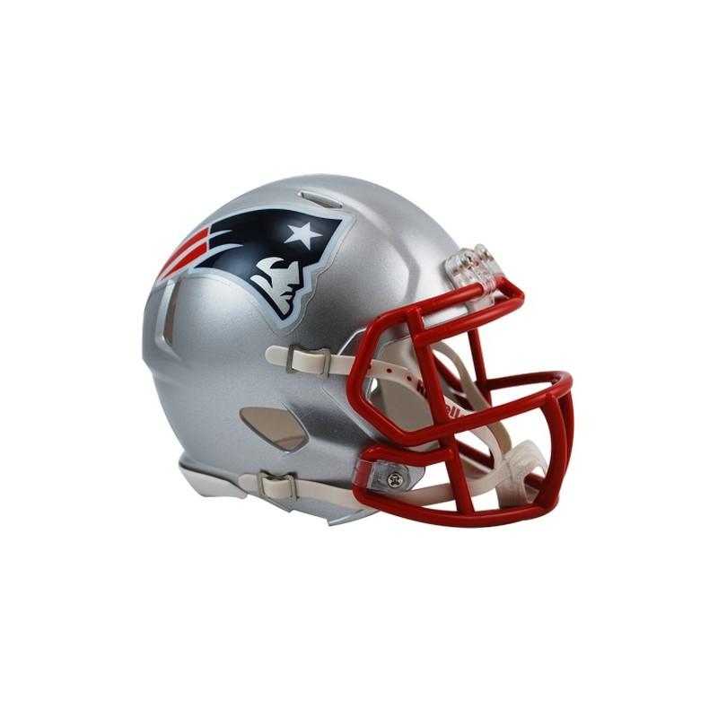 Mini Helmet Riddell Revo Speed New England Patriots