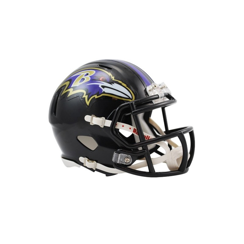 Mini Helmet Riddell Revo Speed Baltimore Ravens Gadgets