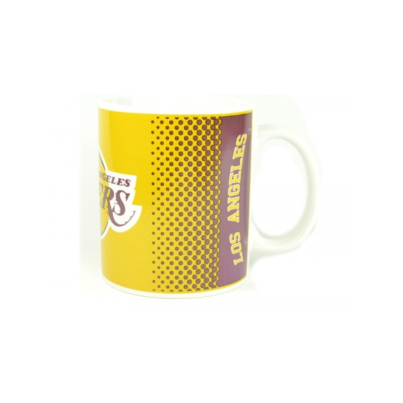 Tazza Forever Fade 11oz Nba Los Angeles Lakers Fan Gadget