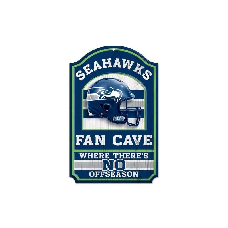Pannello Legno Wincraft Fan Cave 28 X 43 Cm Seattle
