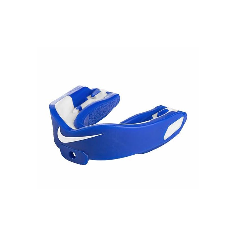 Paradenti Nike Hyperstrong Mouthguard Blu Royal Paradenti