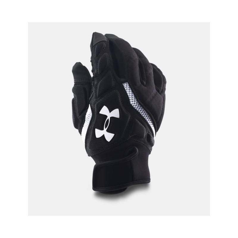 Guanto Under Armour Combat Iv Glove Football Nero Linea