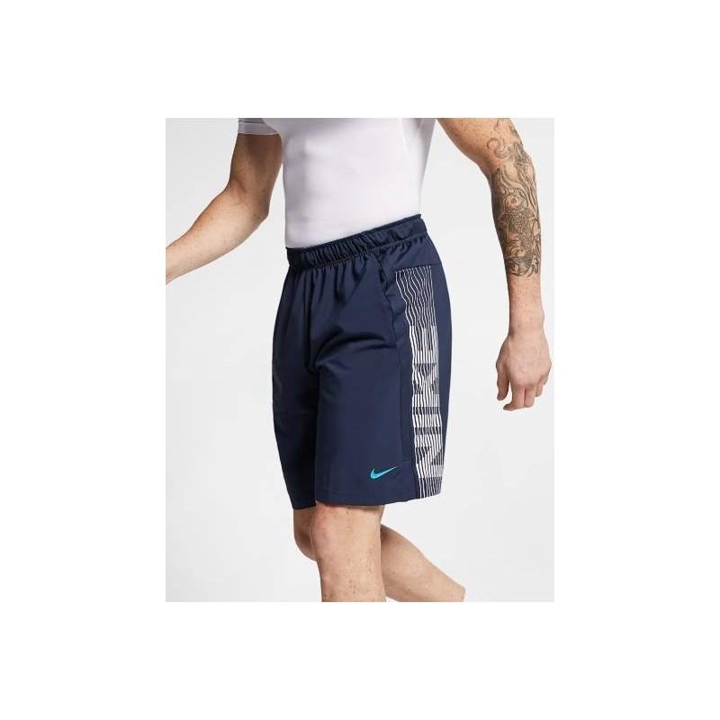 Bermuda uomo Nike grigio melange   ScuderiStore