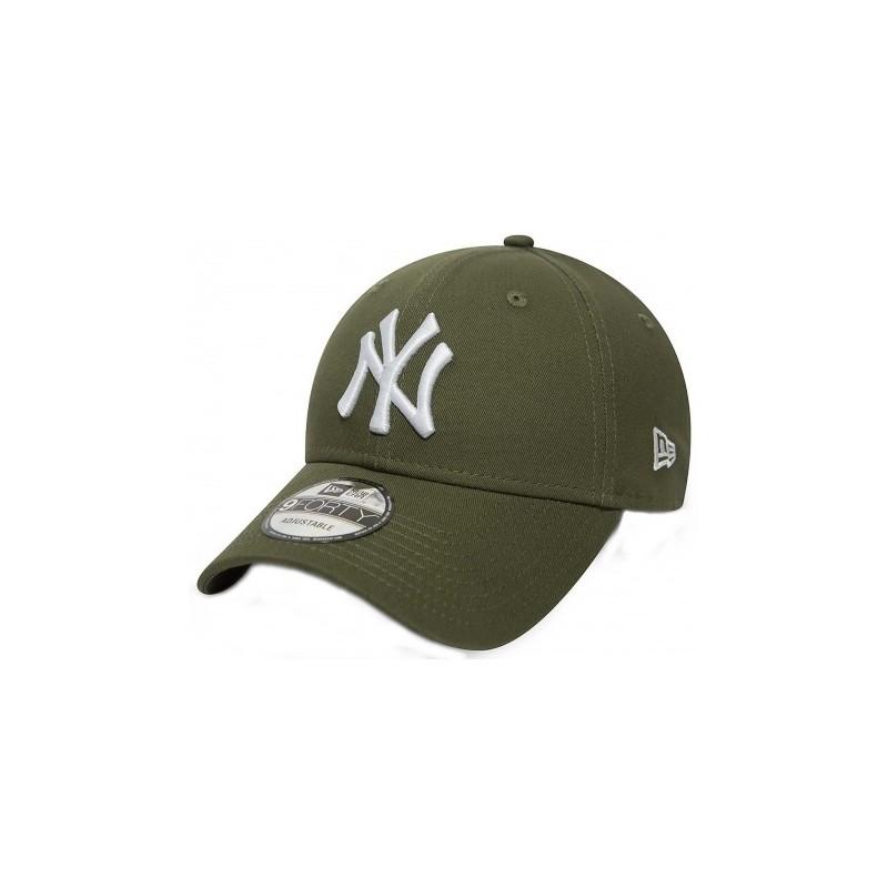 CAPPELLO NEW ERA 9FORTY MLB LEAGUE VERDE SCURO 9FORTY BASEBALL MLB ... 9674905cc11f