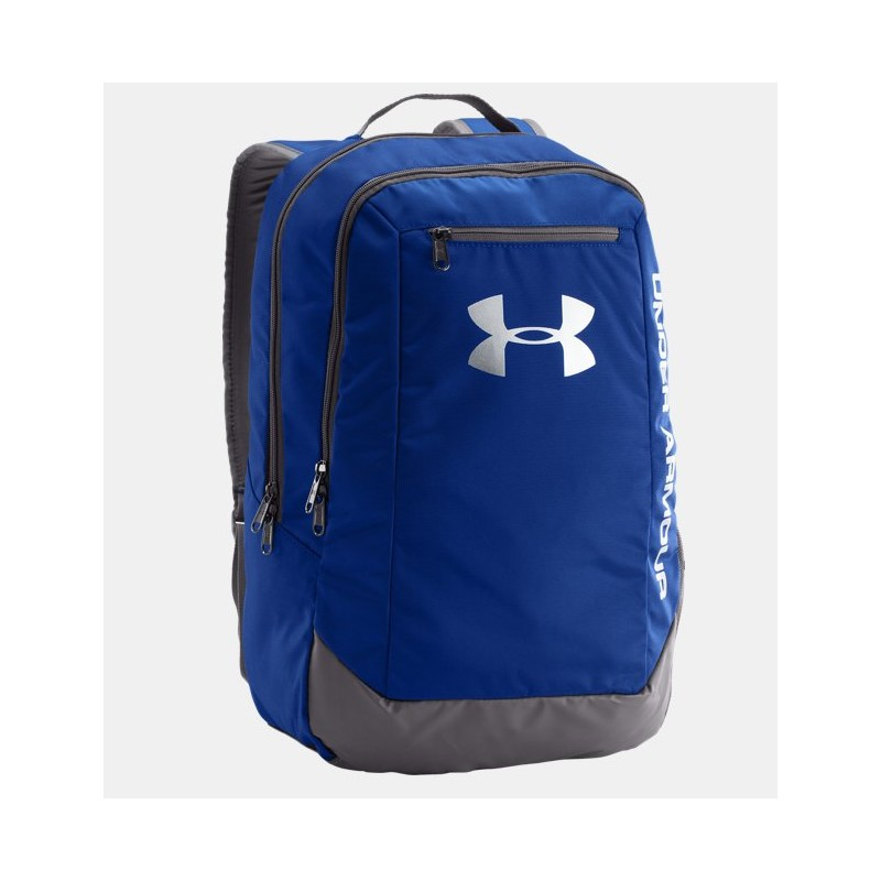 Zaino Under Armour 1273274 Hustle Ldwr Backpack Blu Royal