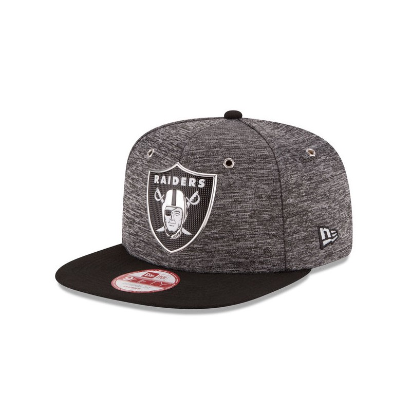 CAPPELLO NEW ERA 9FIFTY SNAPBACK NFL OAKLAND RAIDERS 9FIFTY FOOTBALL ... ec8d30d3db71