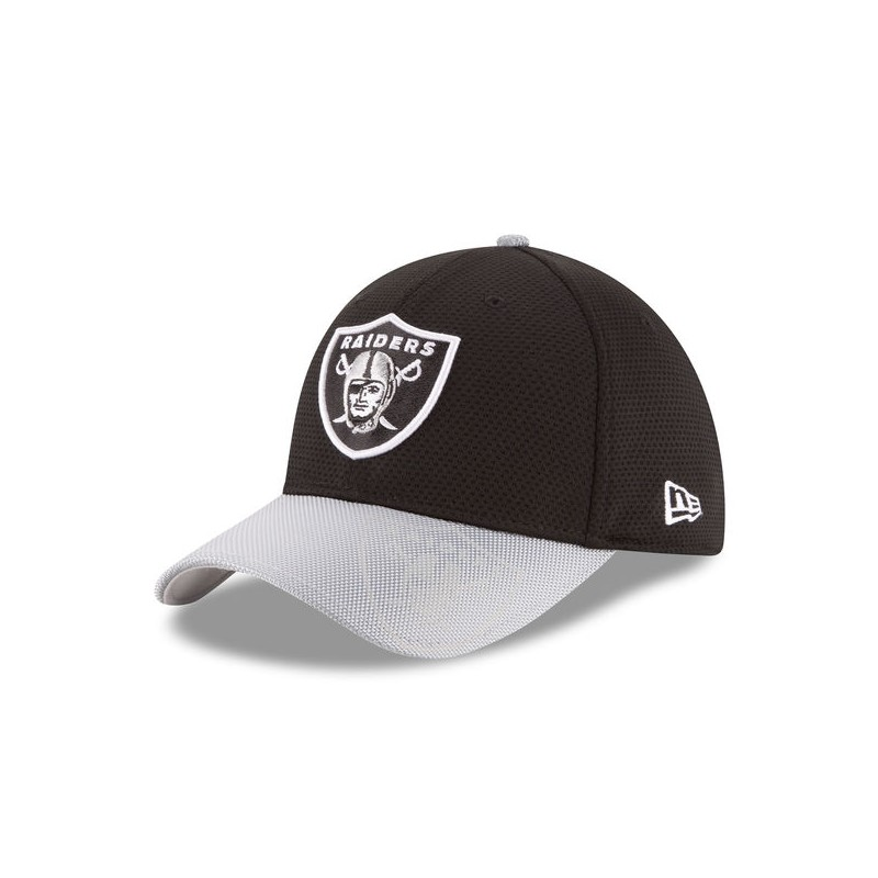 Cappello New Era Nfl 39thirty Sideline 16 Oakland Raiders