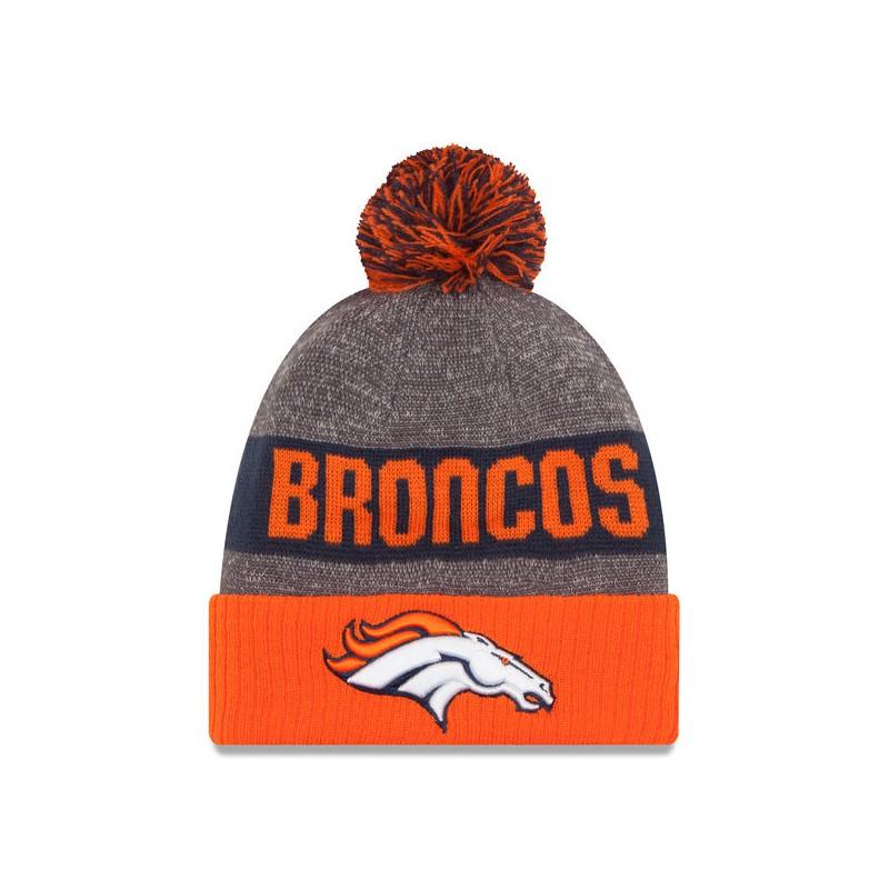 Cappello New Era Knit Sideline 2016 Nfl Denver Broncos