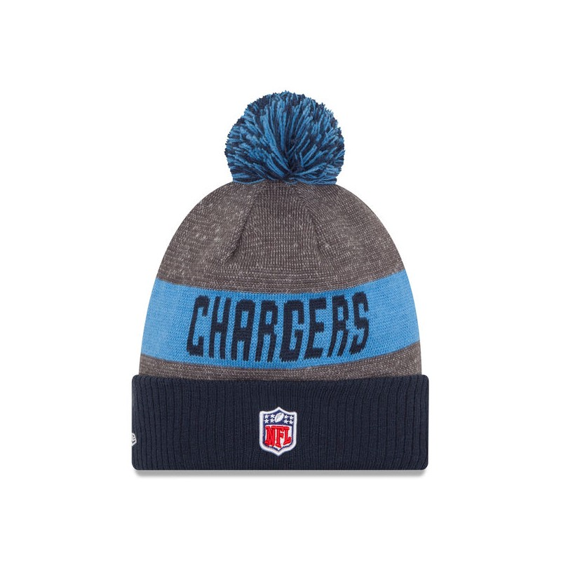Cappello New Era Knit Sideline 2016 Nfl San Diego Chargers