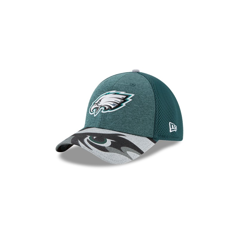 Cappello New Era Nfl 39thirty Draft Hat 17 Philadelphia