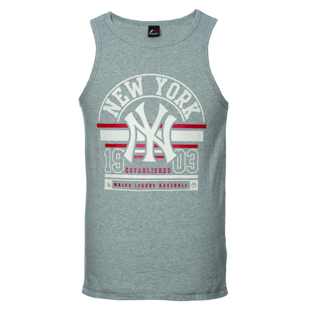 Tshirt Majestic Canotta Kato New York Yankees Maglie