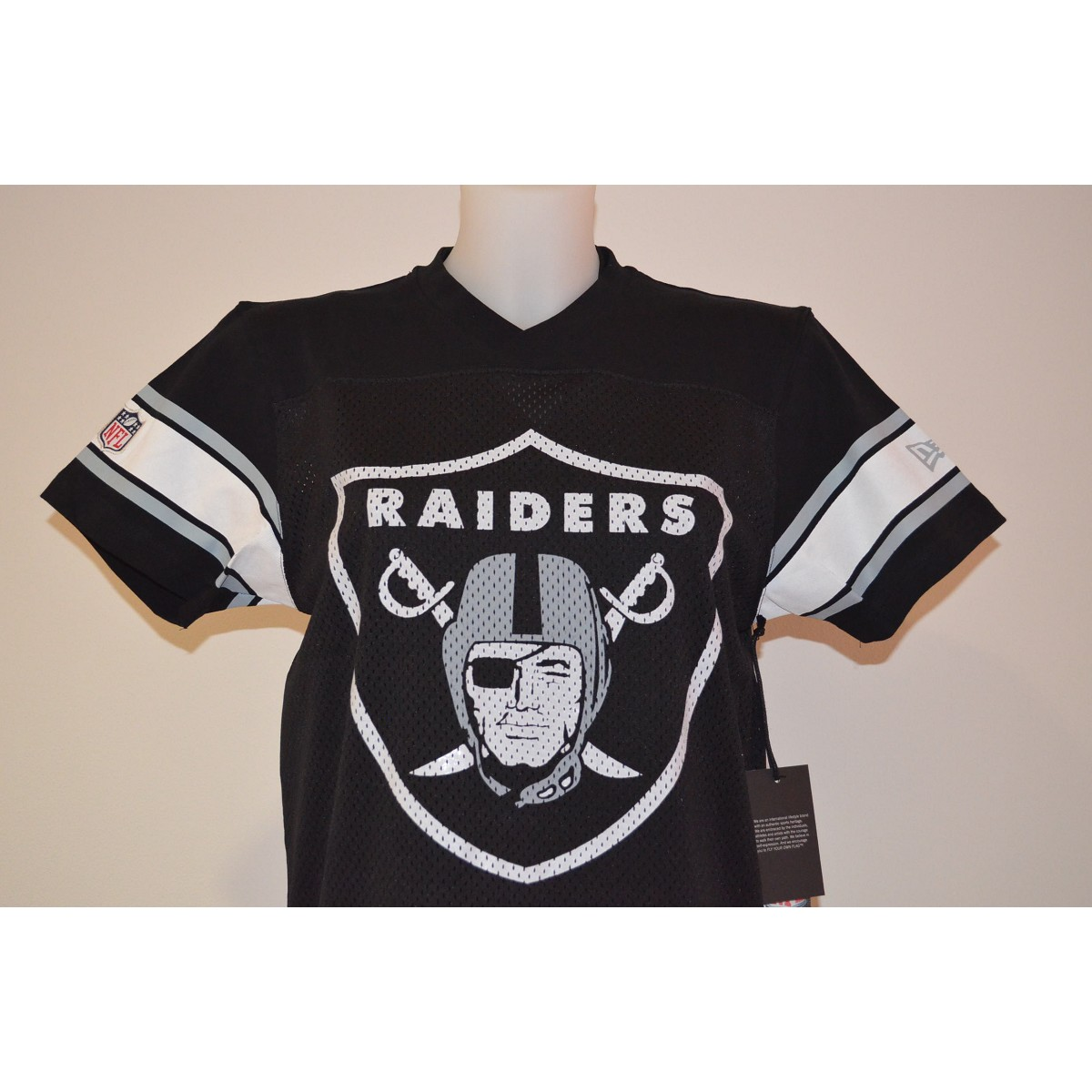 Jersey Nfl New Era Supporter Tee Oakland Raiders Jerseys
