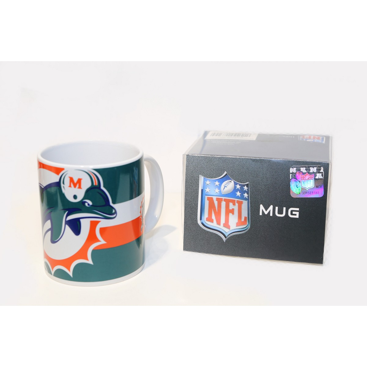 Tazza Forever Big Crest Miami Dolphins Forever