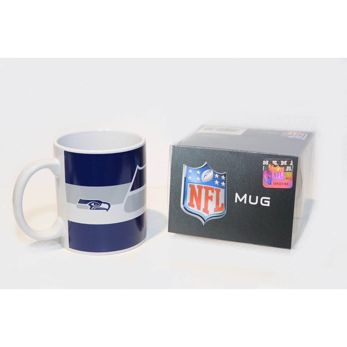 Tazza Forever Big Crest Seattle Seahawks Forever