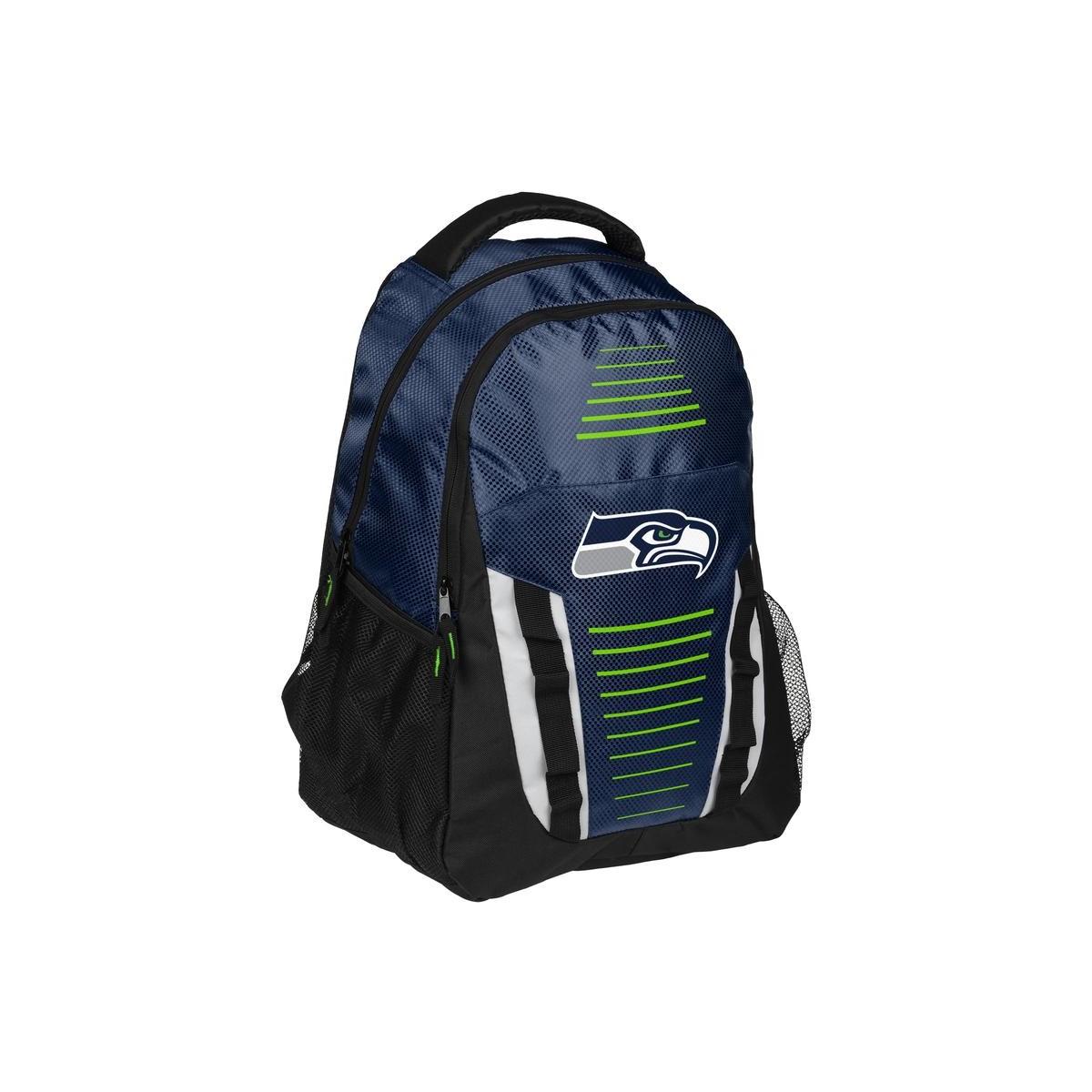 Zaino Forever Stripe Franchise Backpack Seattle Seahawks