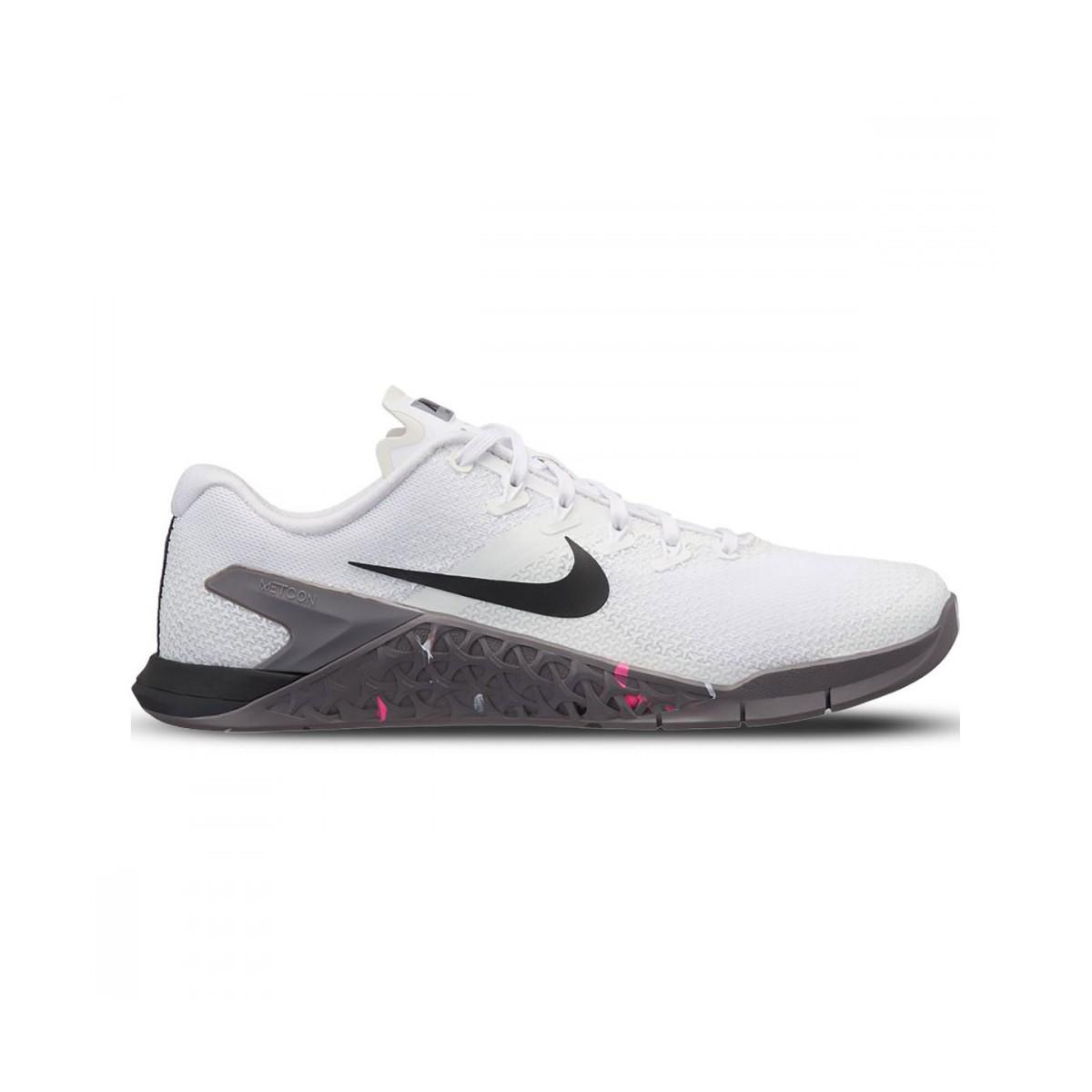 Scarpa Nike Bianco Donna 4 Scarpe 105 Metcon 924593 Training Wom dAqr6g