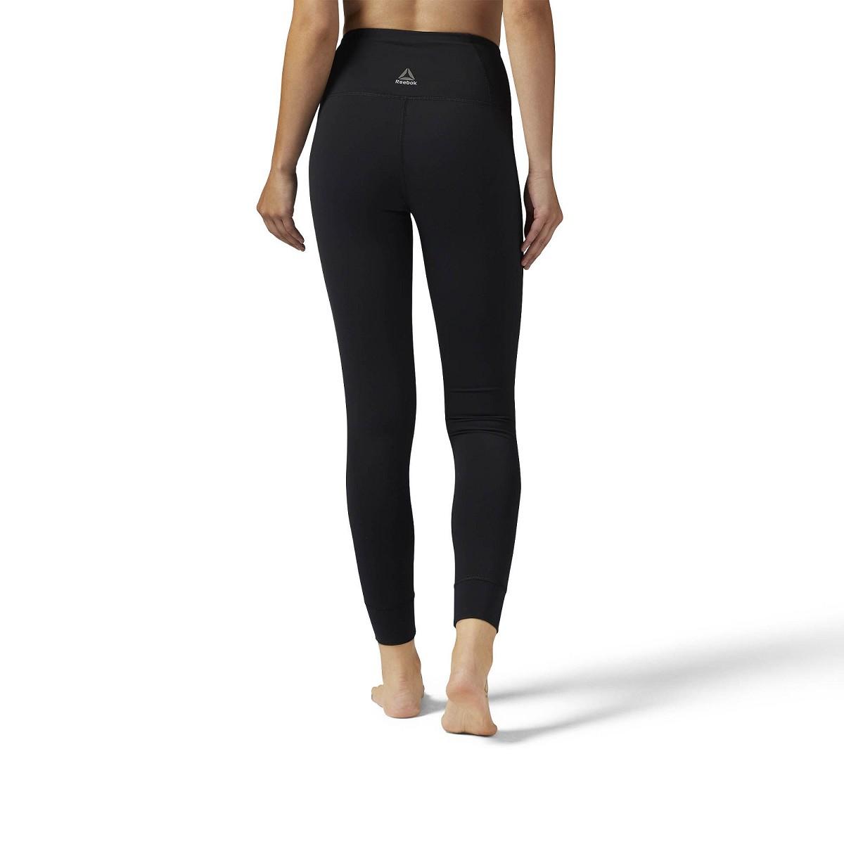 pantalone reebok crossfit br5244 leggings lux high rise nero pantaloni donna crossfit reebok. Black Bedroom Furniture Sets. Home Design Ideas