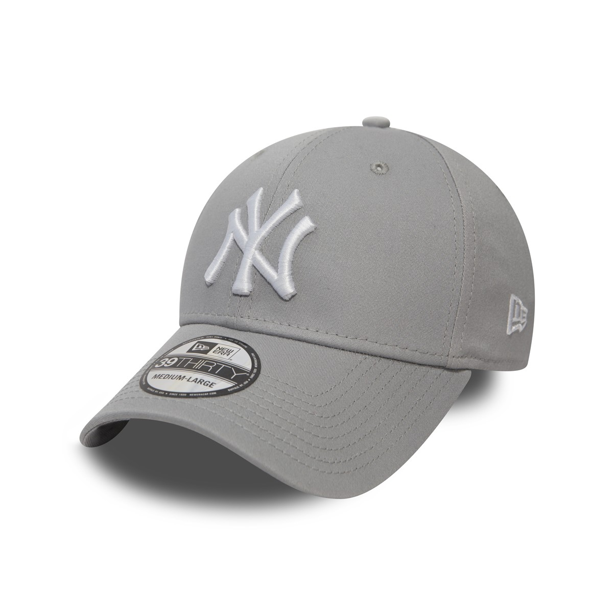 CAPPELLO NEW ERA 9FORTY KIDS LEAGUE BASIC NYY GRIGIO 9FORTY BASEBALL ... cacde2ccd577