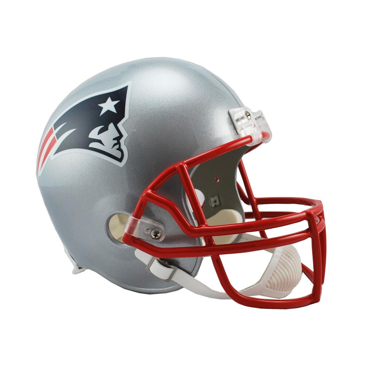 Casco Riddell Vsr4 Replica New England Patriots Gadgets