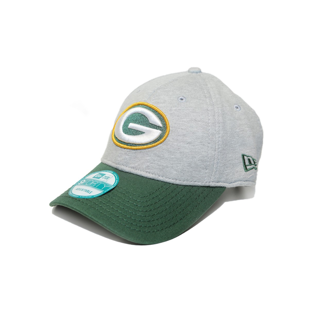 CAPPELLO NEW ERA 9FORTY JERSEY TOP GREEN BAY PACKERS 9FORTY FOOTBALL ... 237d20d186a7