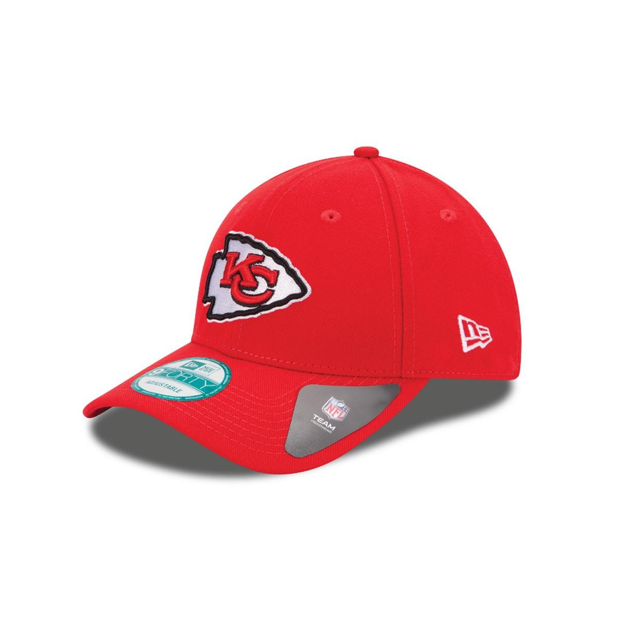 Cappello New Era 9forty The League Nfl Kansas City Chiefs