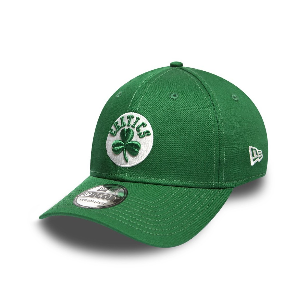 Cappello New Era 39thirty Nba Team Boston Celtics Basket