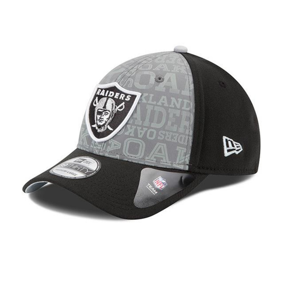 ... FOOTBALL NFL  Current 39THIRTY · CAPPELLO NEW ERA 39TIRTY DRAFT 14 OAKLAND  RAIDERS b7ee55f64a69