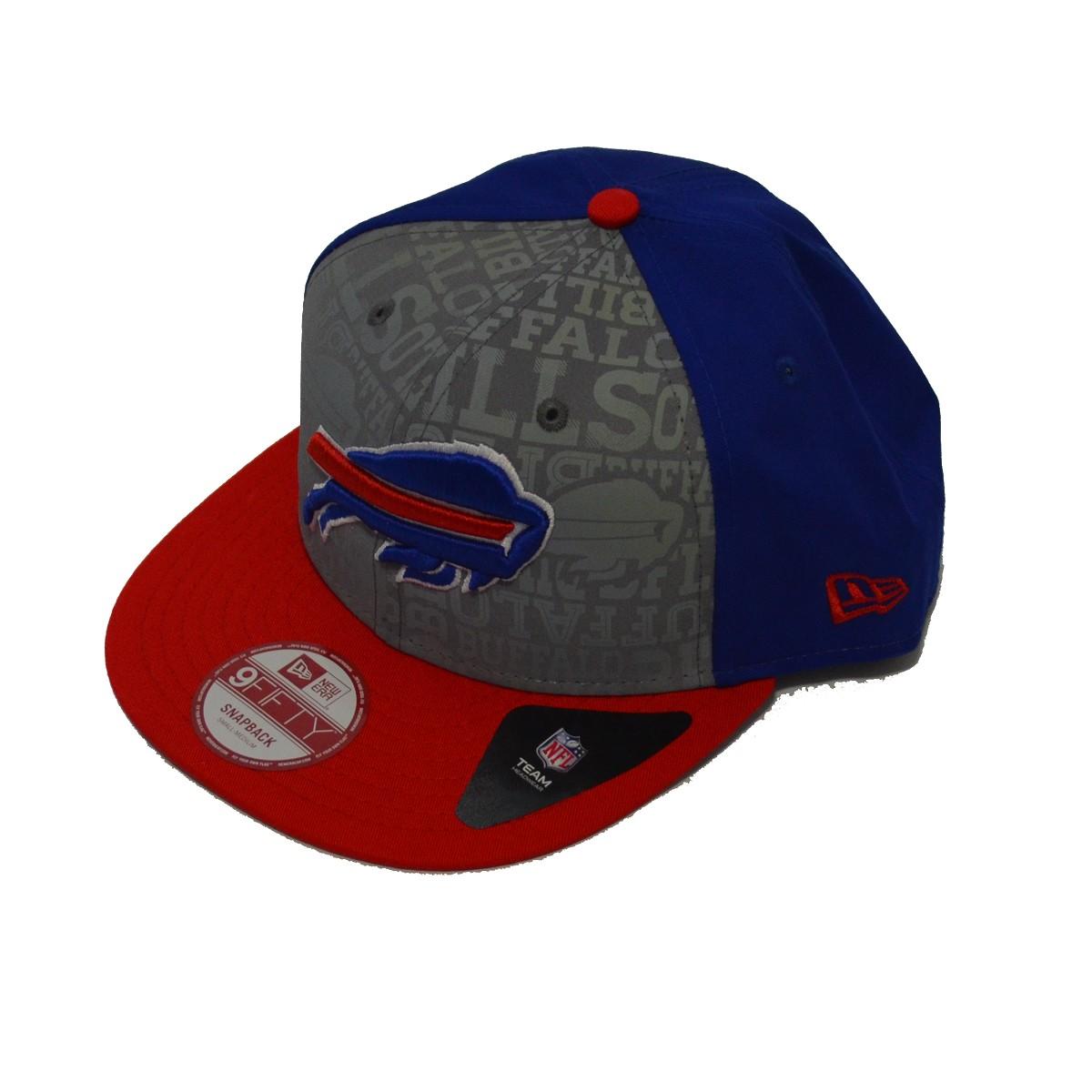 Cappello New Era 9fifty Draft 14 Buffalo Bills 9fifty