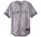 JERSEY MLB MAJESTIC REPLICA  NEW YORK YANKEES AWAY